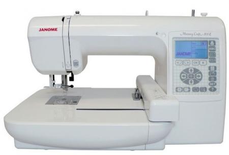 Janome MC 200E