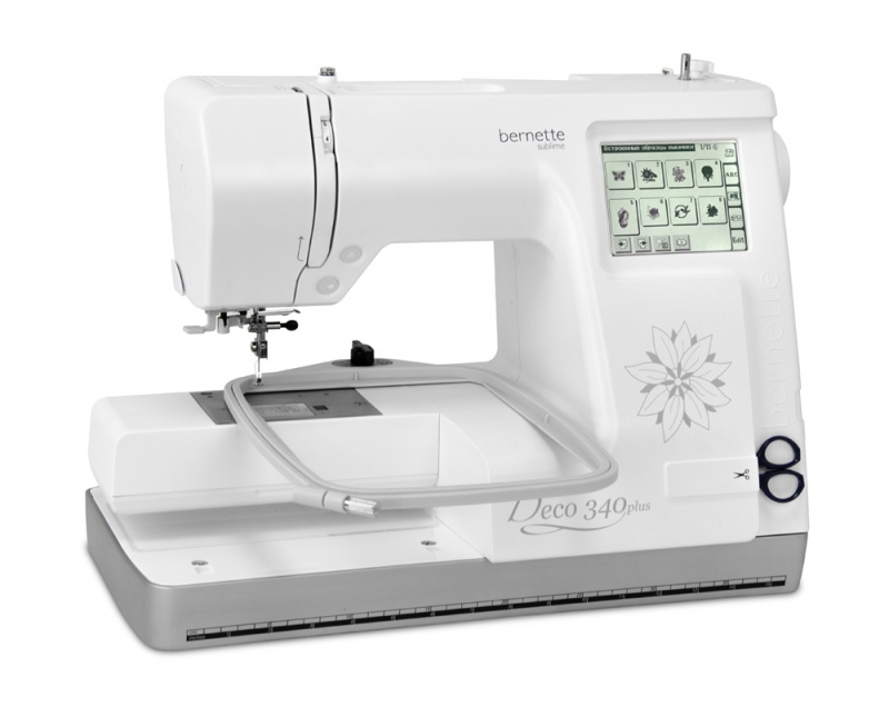 BERNINA DECO 340PLUS