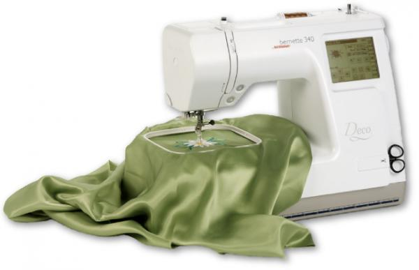 BERNINA DECO 340